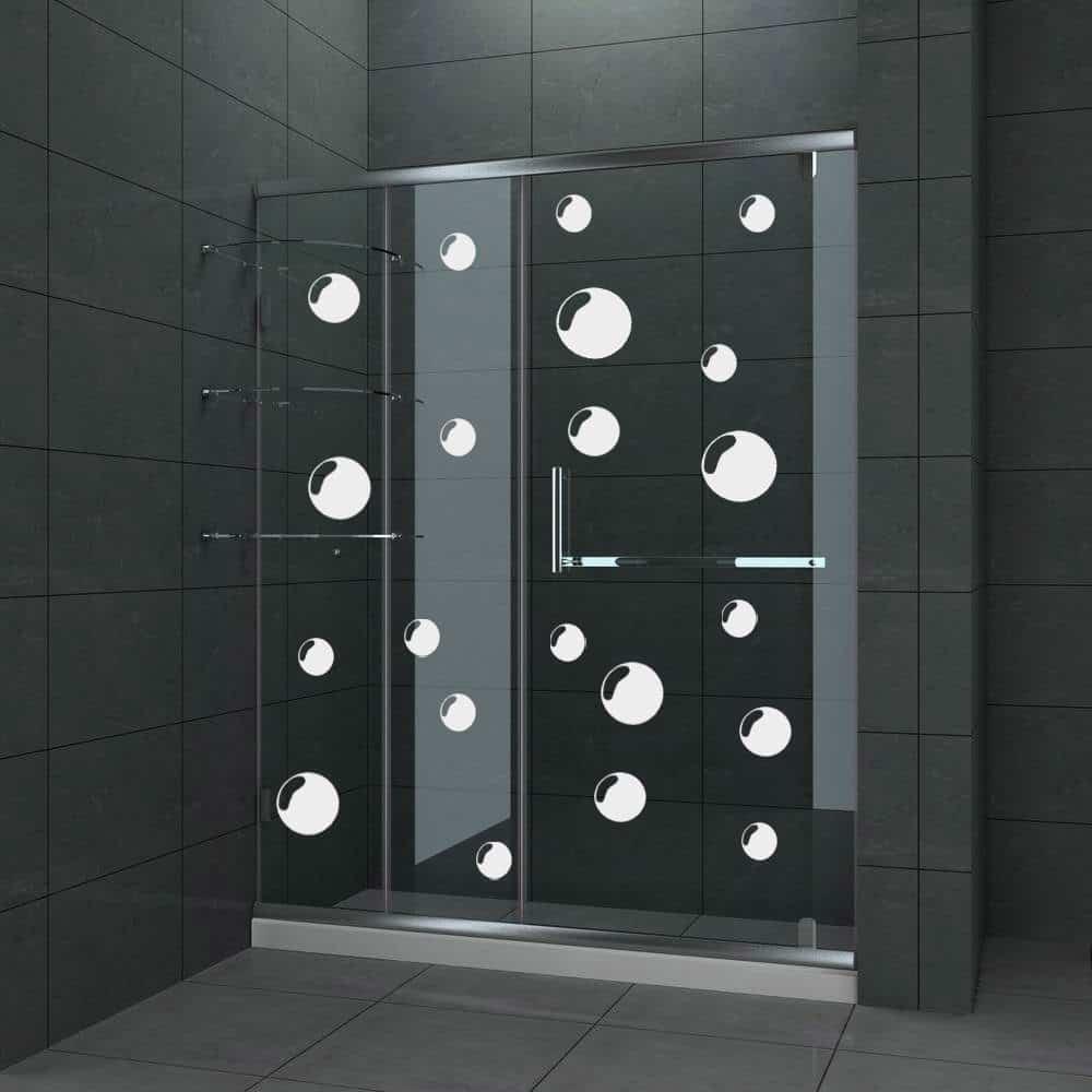 sticker tiles for bathroom