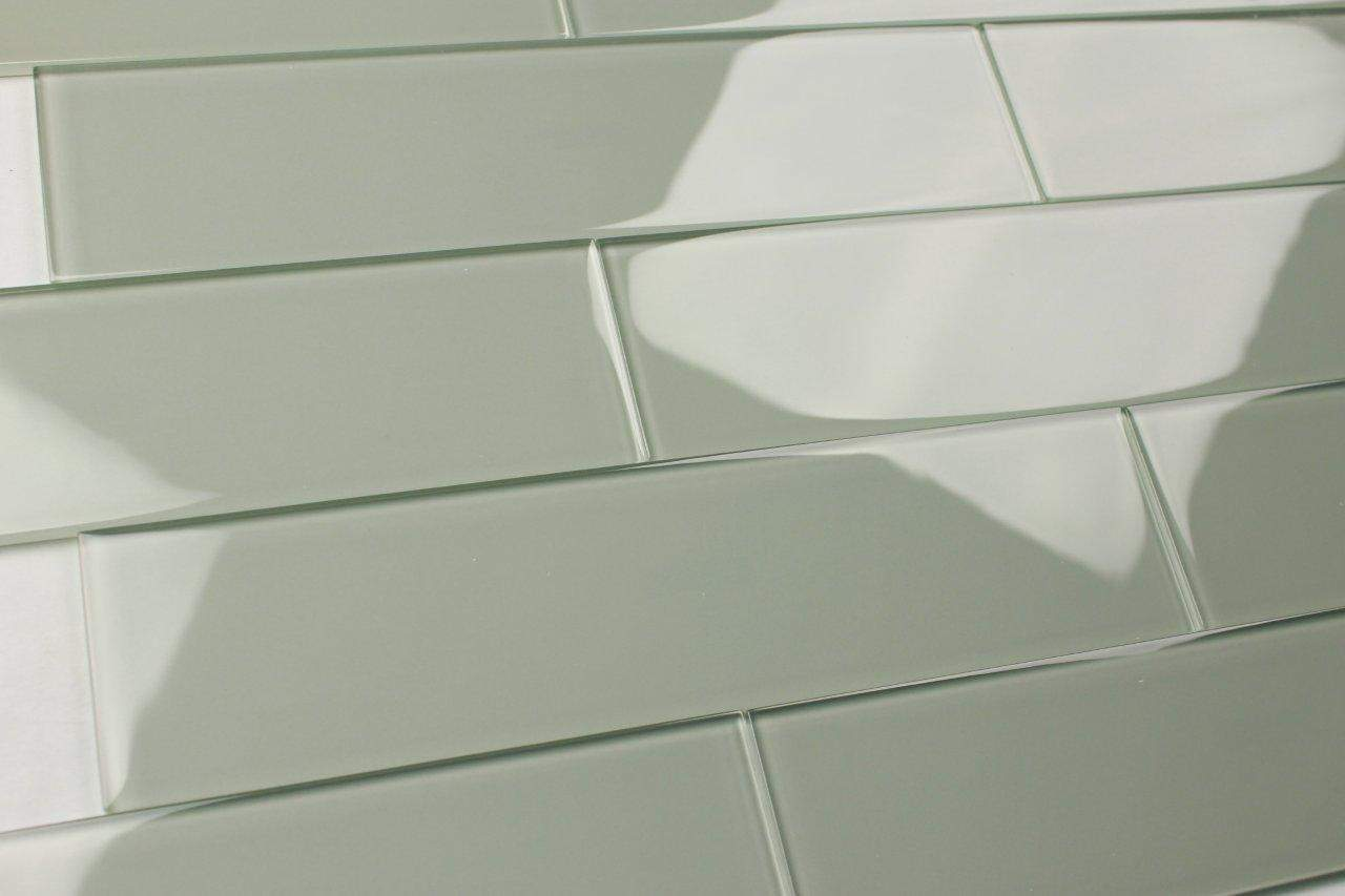 clear glass tiles and how you can easily renew your home