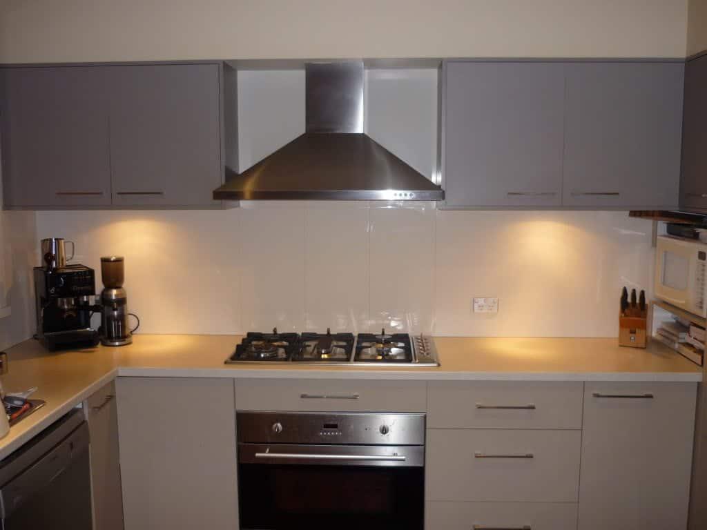 Kitchen Wall Tiles Vertical Ideas