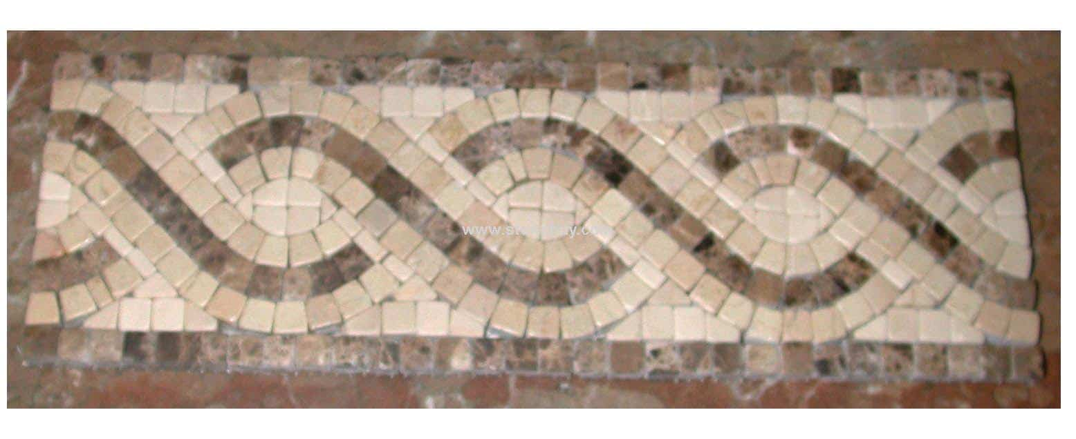 Mosaic Floor Tile Style Contemporary Tile Design Magazine
