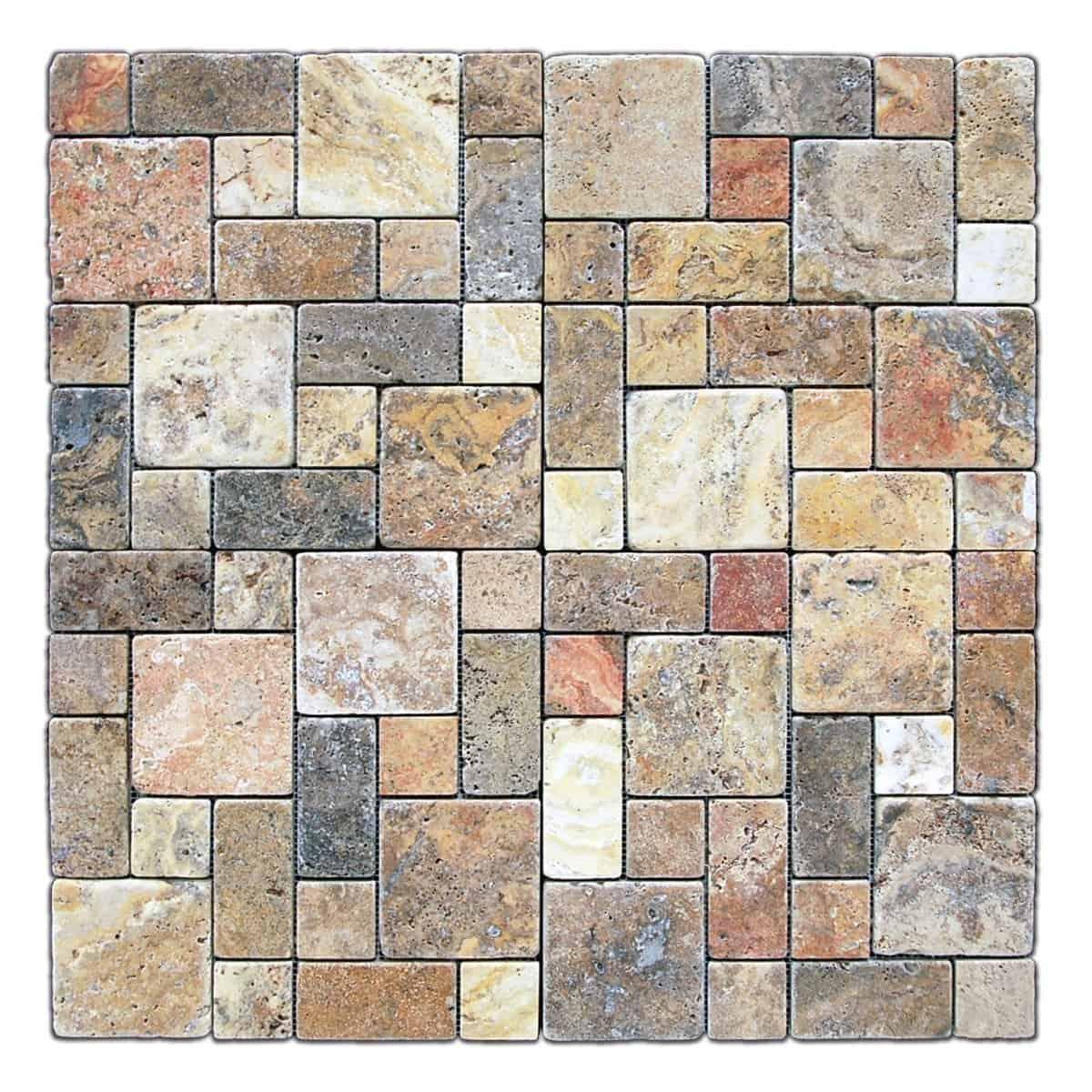Kitchen Backsplash Tile Layout Designs