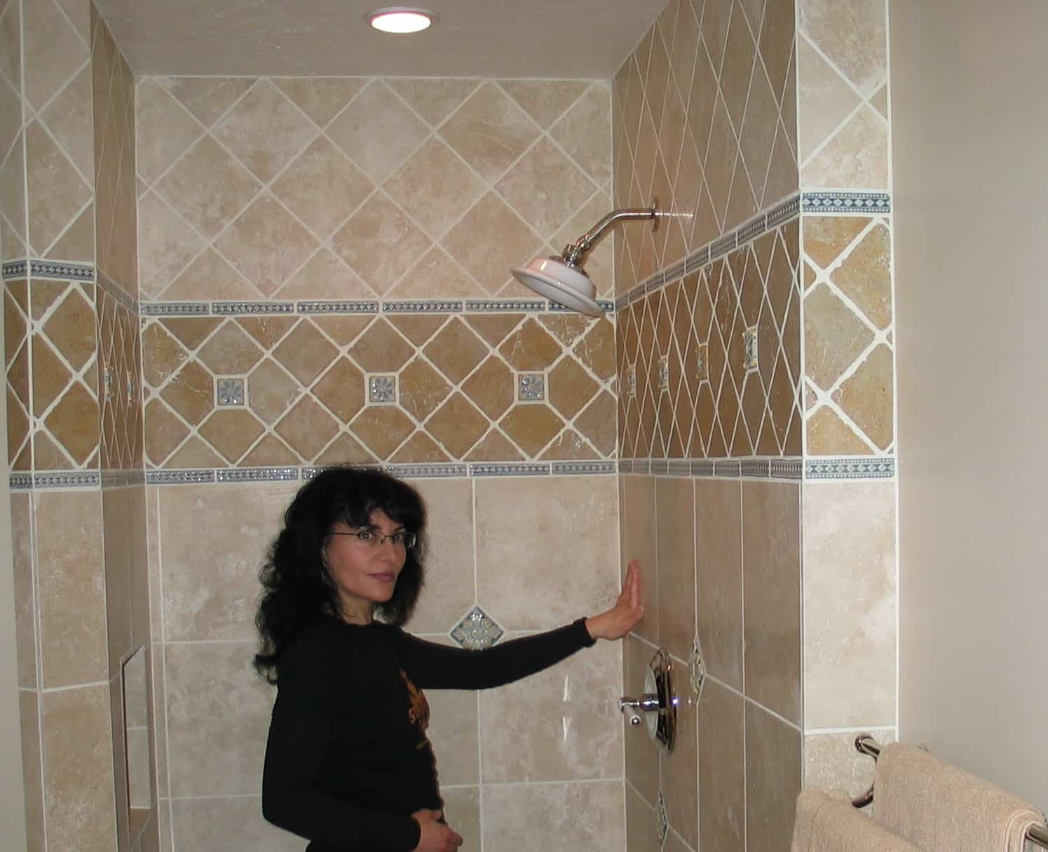 Tiling A Shower Interior Design – Contemporary Tile Design Magazine