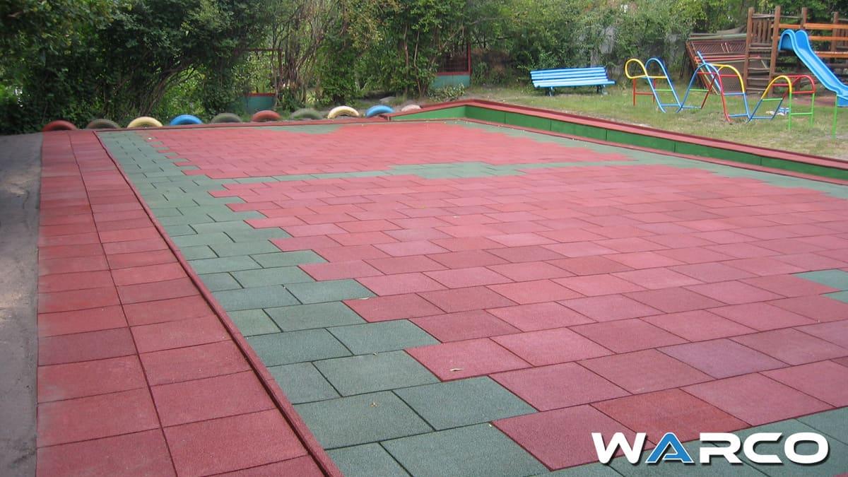 Outdoor Rubber Tiles – Contemporary Tile Design Magazine