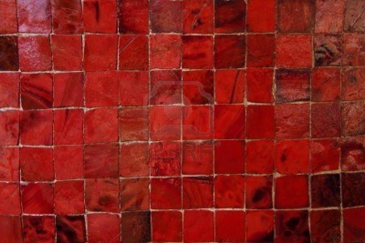 Red Tiles 2014 Contemporary Tile Design Magazine