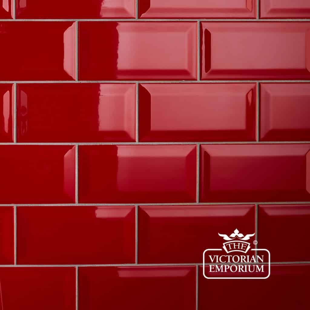Red Tiles Home Design Contemporary Tile Magazine
