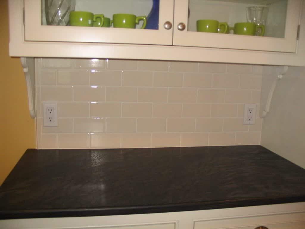 Kitchen Borders Similiar Subway Tile Backsplash With Border Keywords