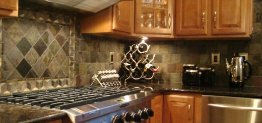 Backsplash Tiles Photo
