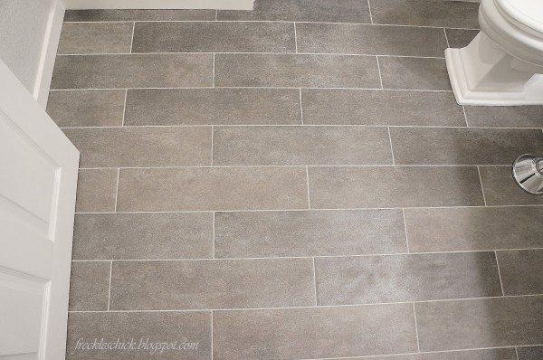 Bathroom Flooring Ideas Decoration