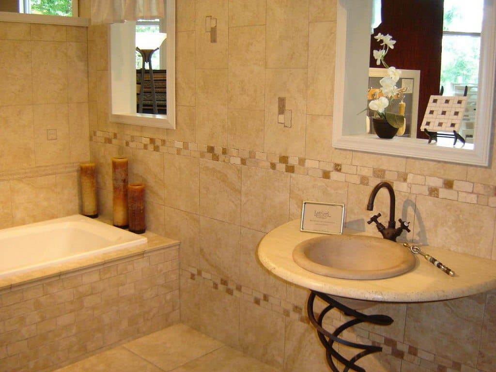 Bathroom Flooring Ideas Image