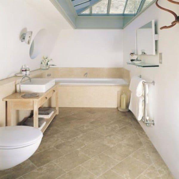 Bathroom Flooring Ideas Picture