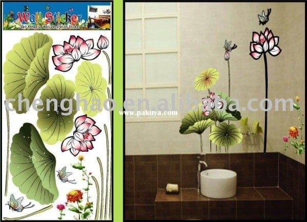 Bathroom Tile Stickers Decoration