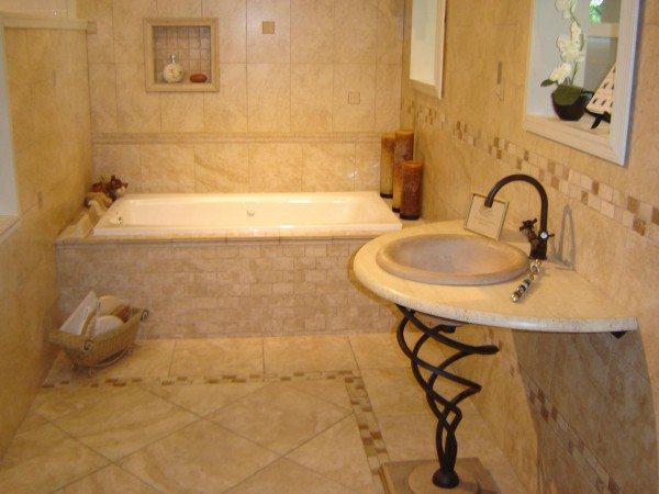 Bathroom Tiles Home Design