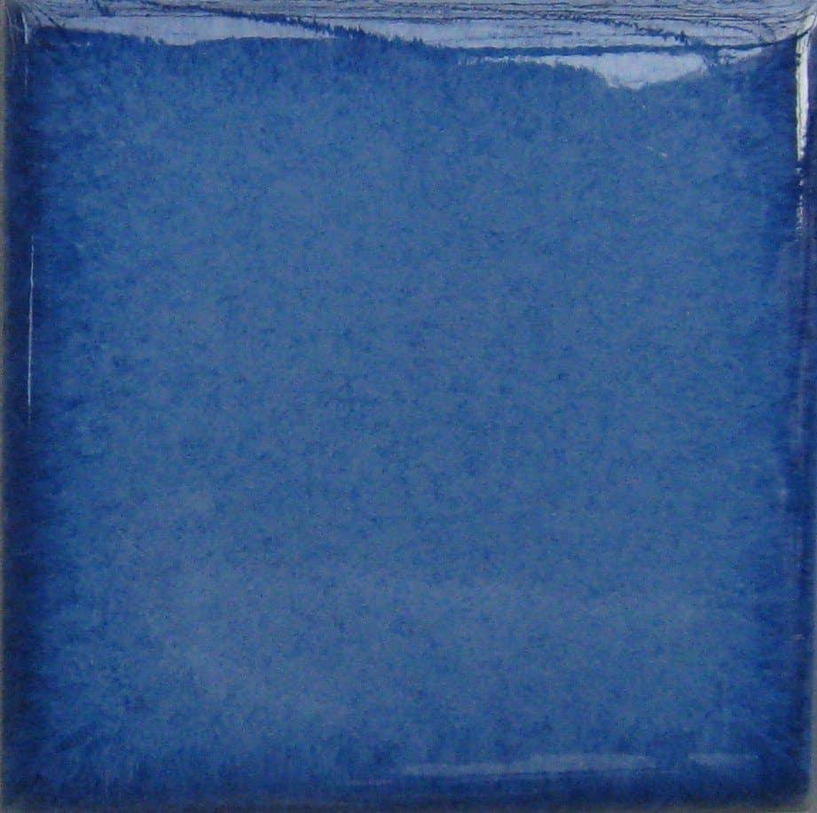 Blue Floor Tiles Decoration