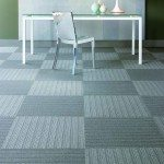Carpet Tiles Basement Design