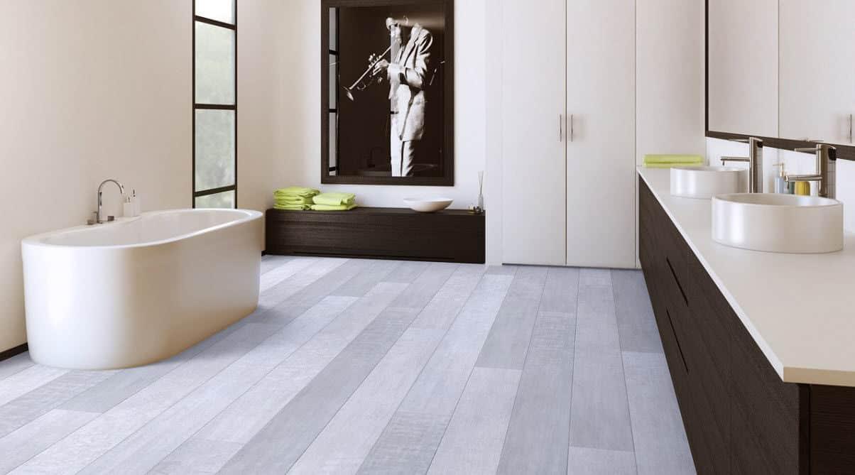 Commercial Floor Tiles Decoration