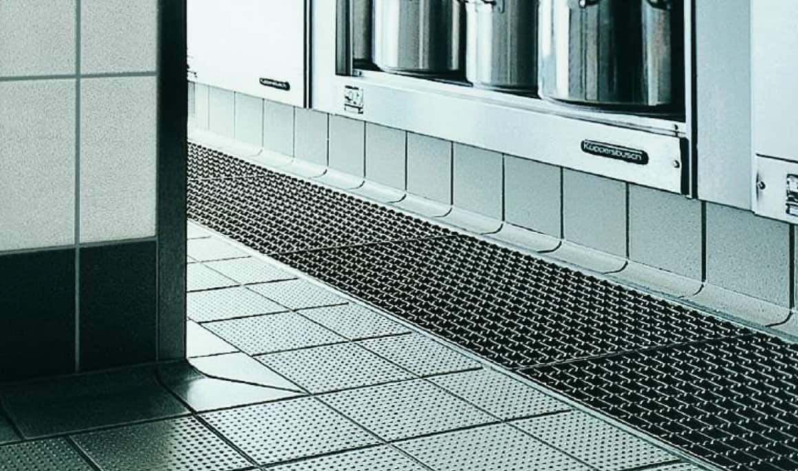 Commercial Kitchen Floor Tile - Kitchen Ideas