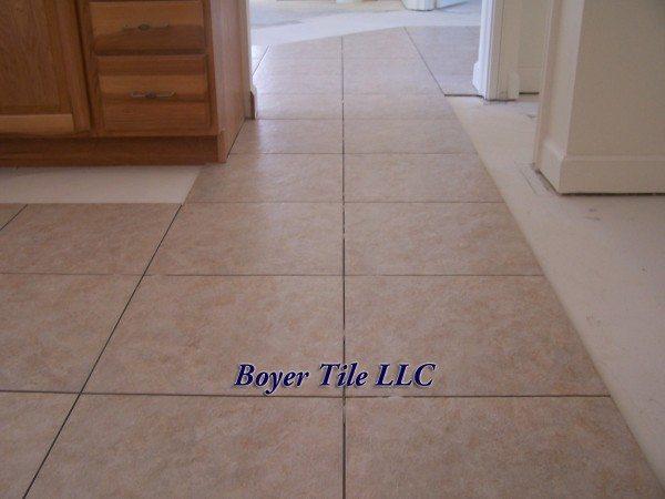 Diy Tiling Photo