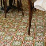 Encaustic Tile Design