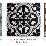 Encaustic Tile Photo