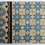 Encaustic Tile Picture