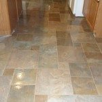 Floor Tile Installation Decoration