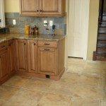 Floor Tiles Kitchen Interior Design