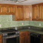 Glass Backsplash Tiles Decoration