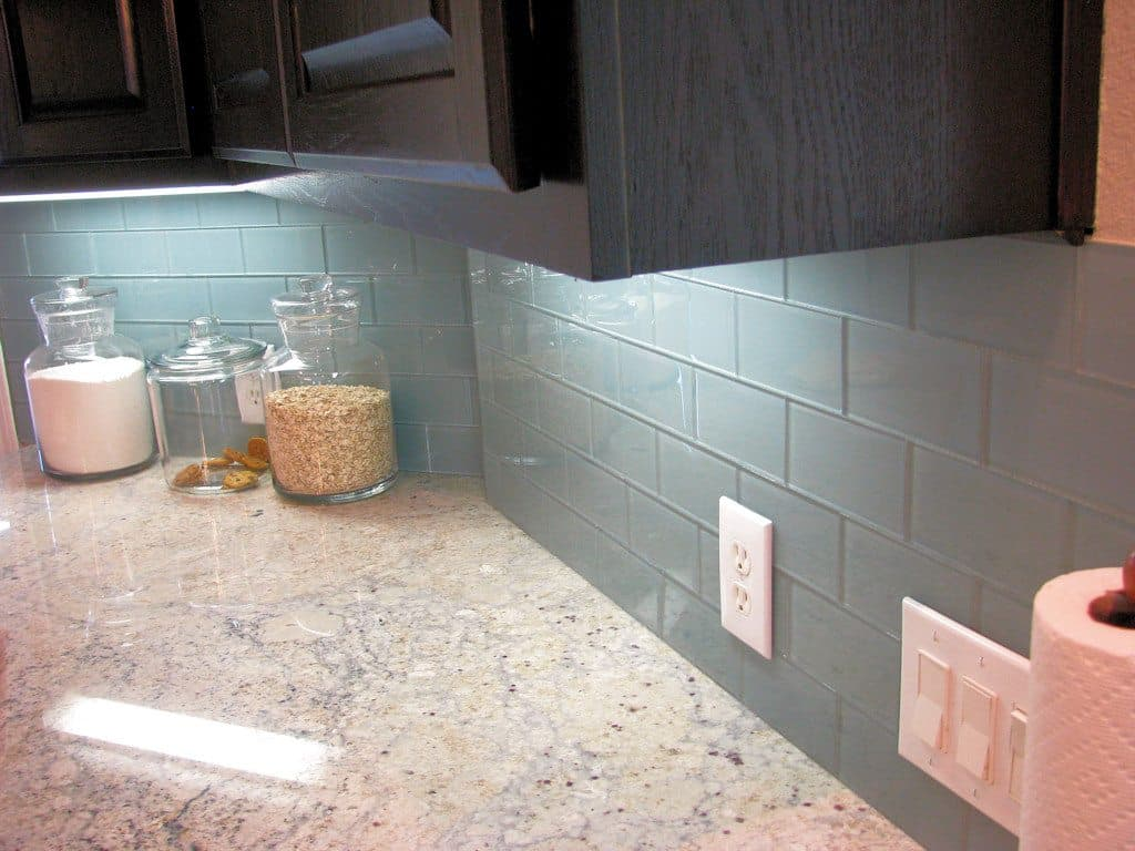 Glass Backsplash Tiles Home Design-1