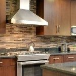 Glass Backsplash Tiles Photo