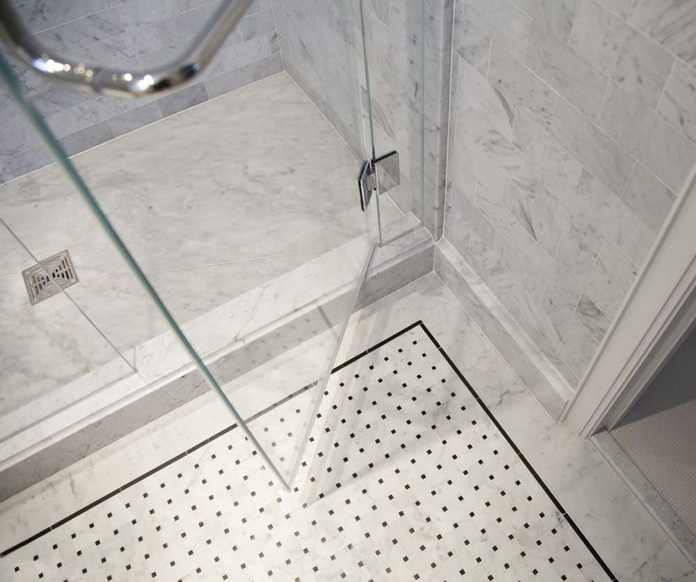 Glass Floor Tiles Image – Contemporary Tile Design Ideas From Around ...