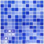 Glass Mosaic Tiles Interior Design