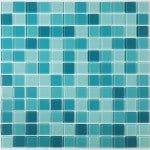 Glass Mosaic Tiles Style