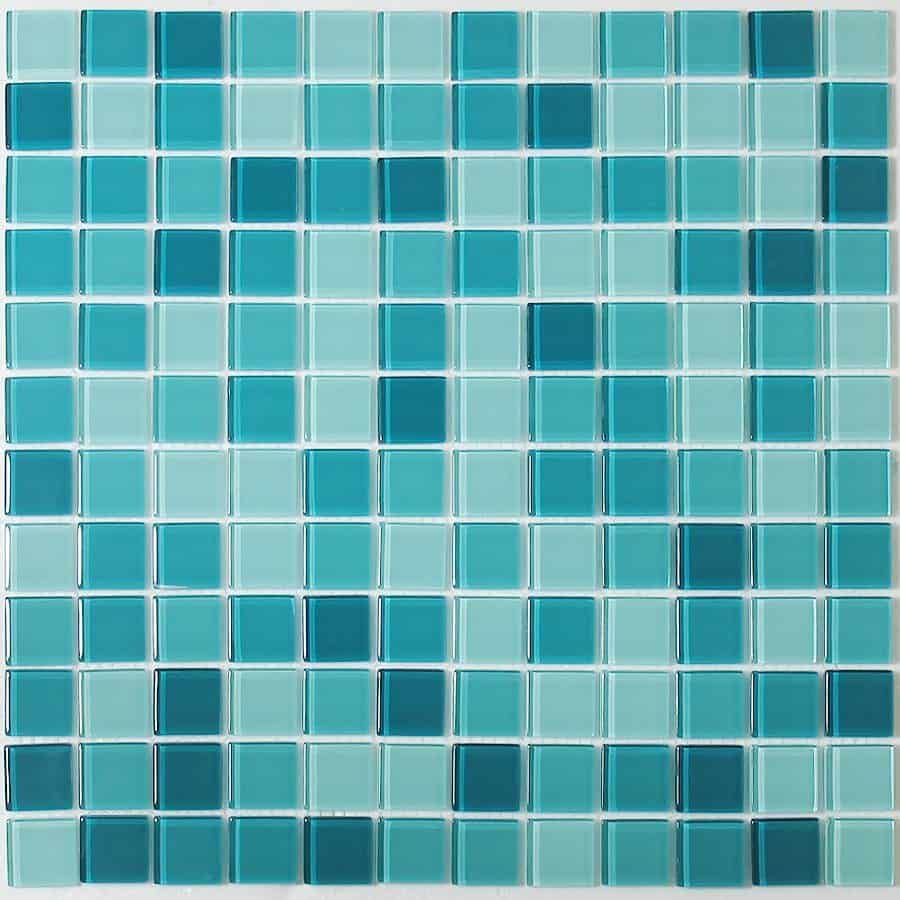 Glass Tile Decoration-1 – Contemporary Tile Design Ideas From Around ...