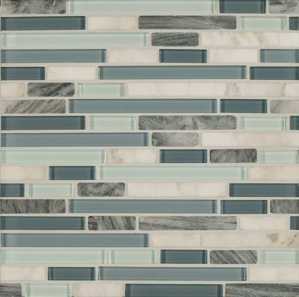 Glass Tile Example – Contemporary Tile Design Ideas From Around The ...