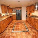Heated Tile Floor Decoration