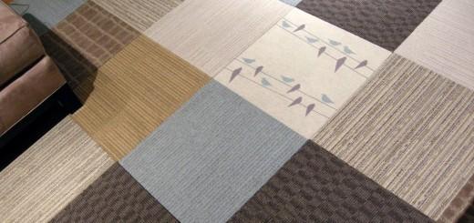 Heuga Carpet Tiles Interior Design