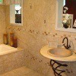 How To Tile A Bathroom Design