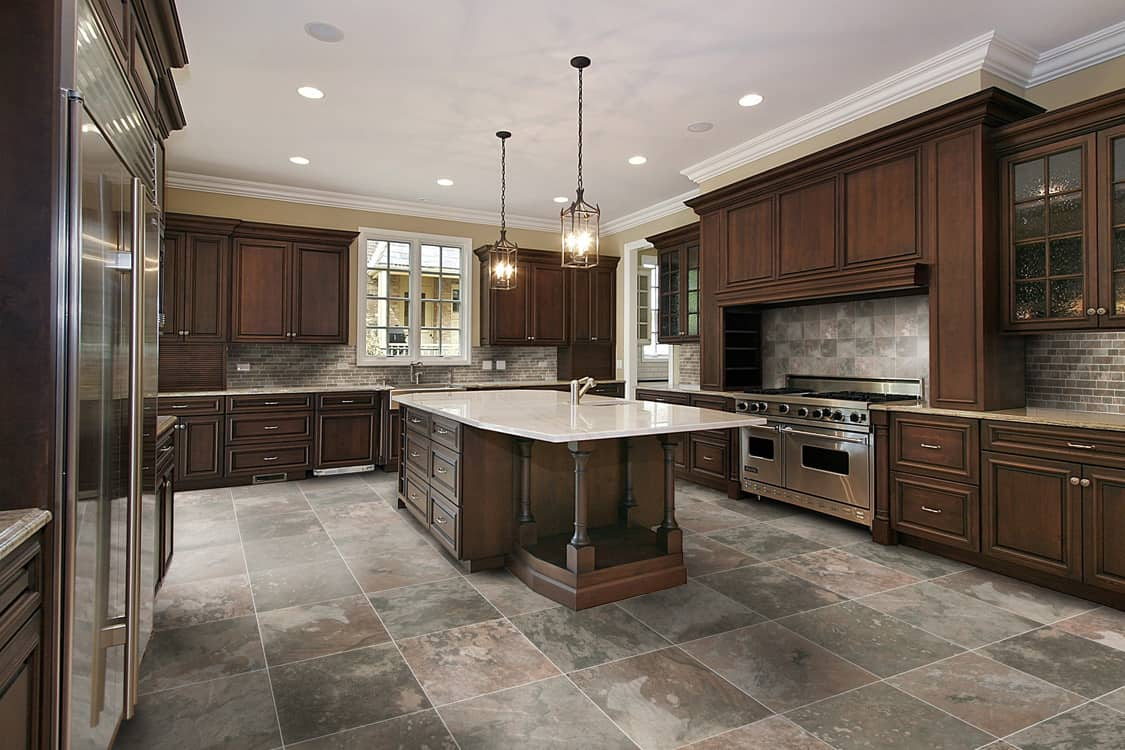 Kitchen Tiles That Are Welcome In Any House Contemporary Tile