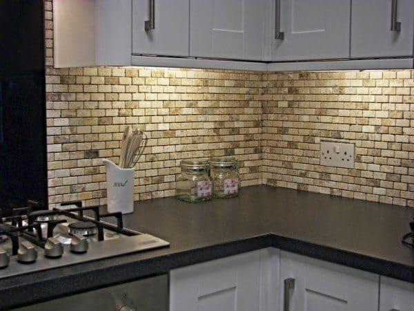 Kitchen Wall Tiles Decoration