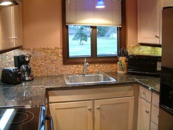Kitchen Wall Tiles Photo