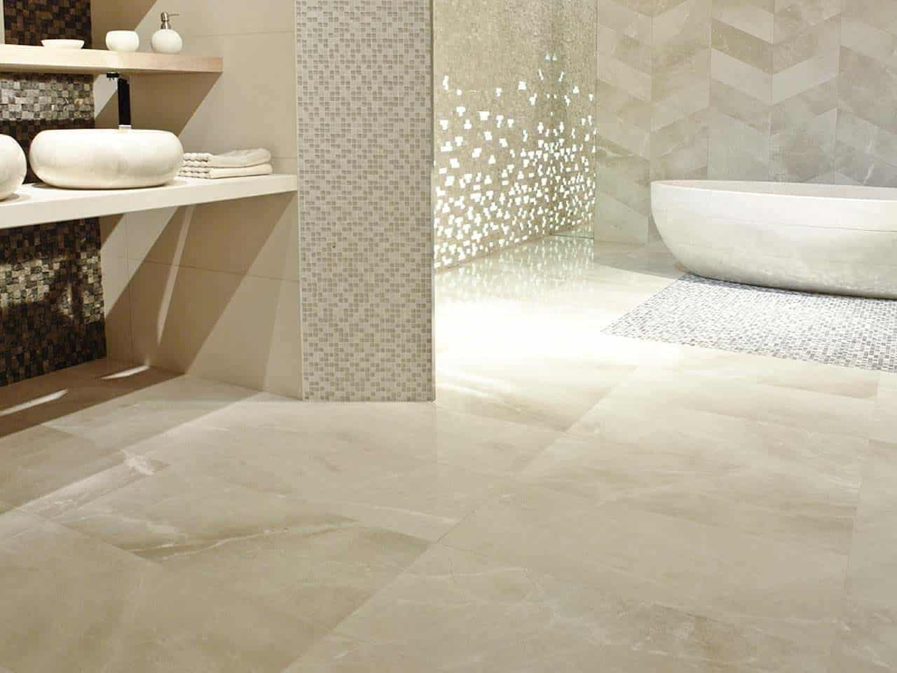 Marble Floor Tiles 2014 – Contemporary Tile Design Ideas From Around ...