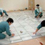 Marble Floor Tiles Design-1