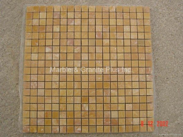 Marble Mosaic Tiles Example