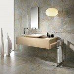Marble Tile Bathroom Decoration
