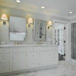 Marble Tile Bathroom Interior Design