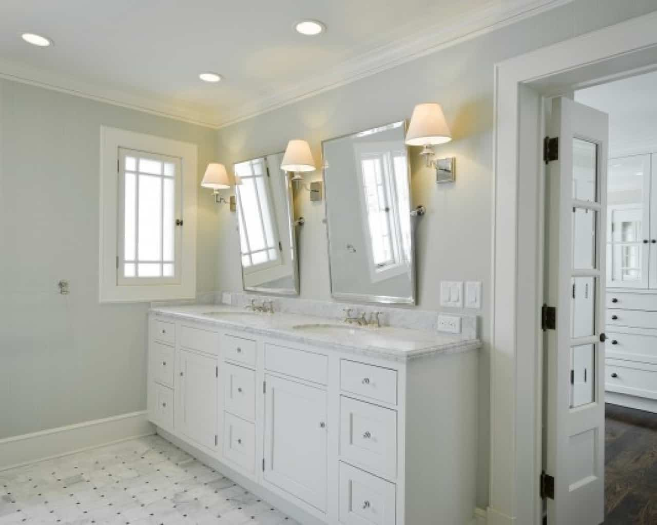 Marble Tile Bathroom And How It Works in Your Interior Design ...