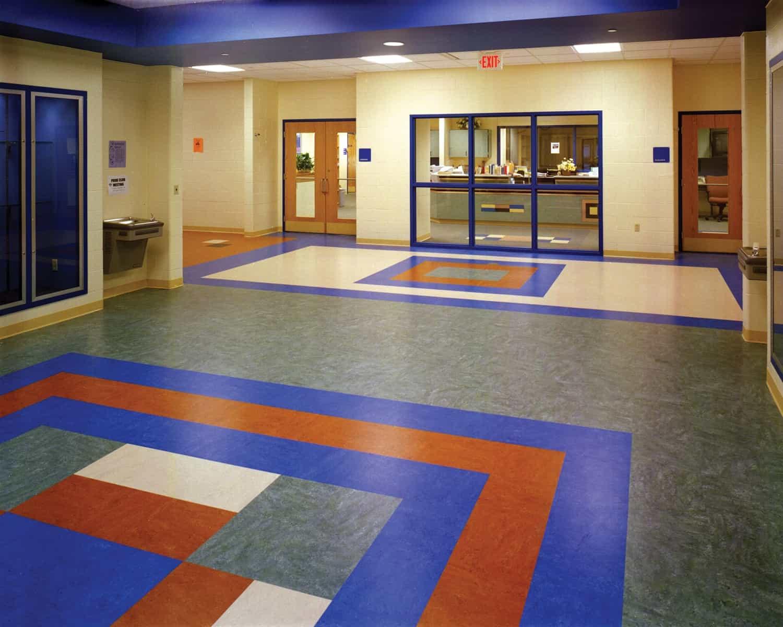 Marmoleum Tiles Image