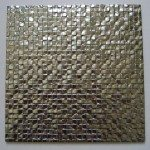 Metal Wall Tiles Decoration