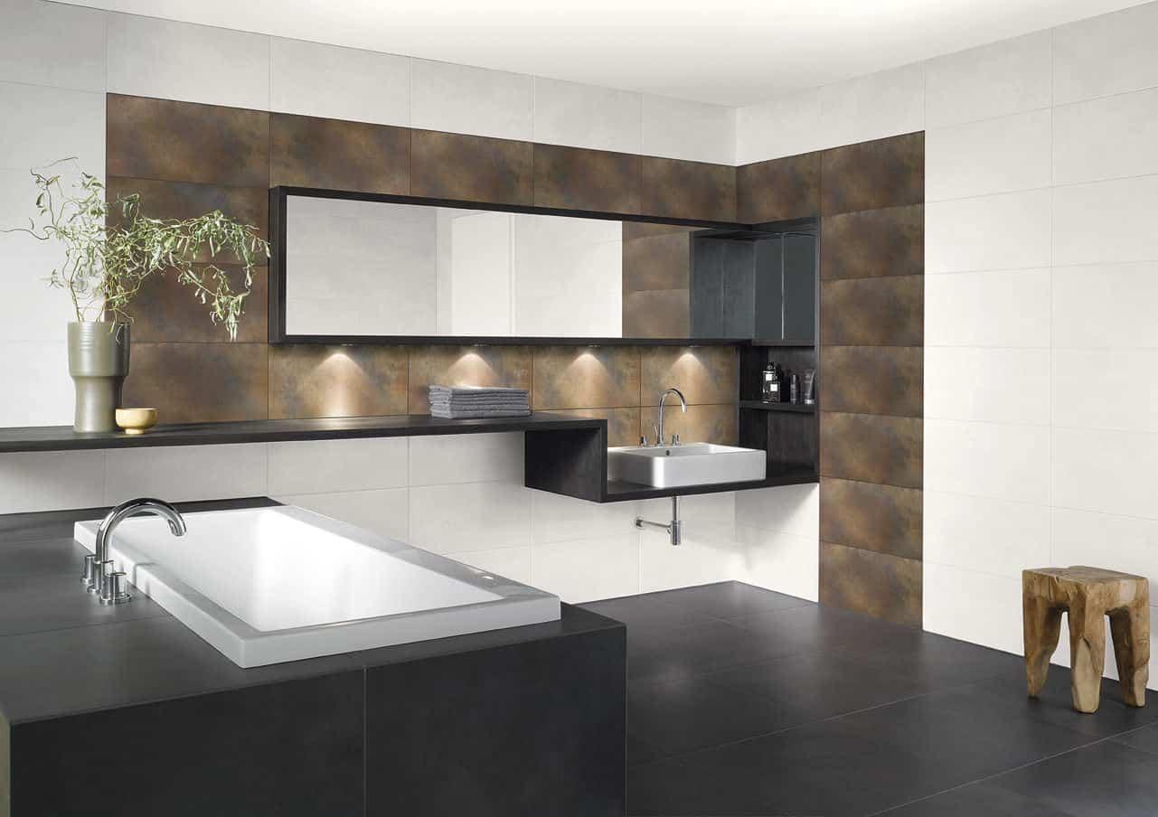 Metal Wall Tiles metal wall tiles design – contemporary tile design magazine