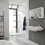 Metal Wall Tiles Interior Design